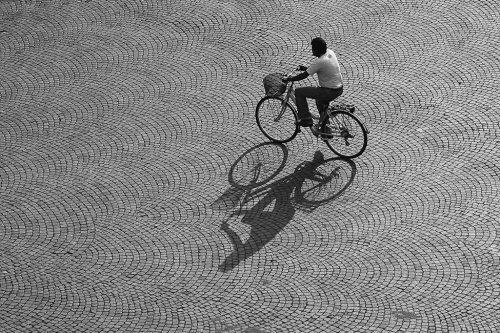 Creare reti ciclabili collegate alle scuole di Verona
